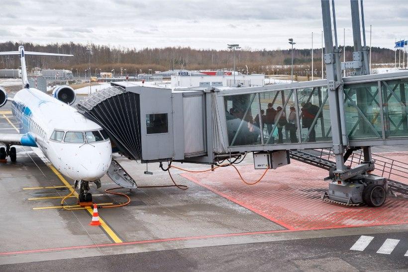 Lennujaam heauskselt: eestlane lennukit kaaperdama ei hakka