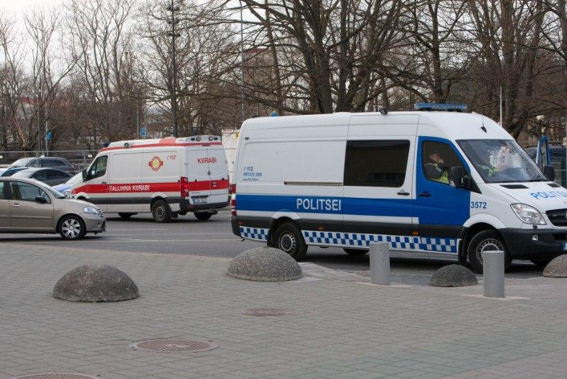 Politsei tabas 31 joobes juhti