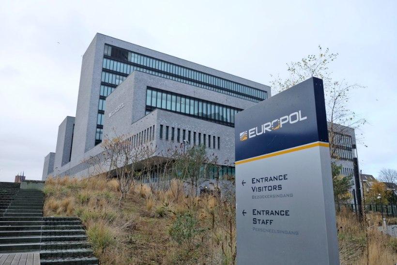 Europol vahistas 24 lastega kaubitsejat