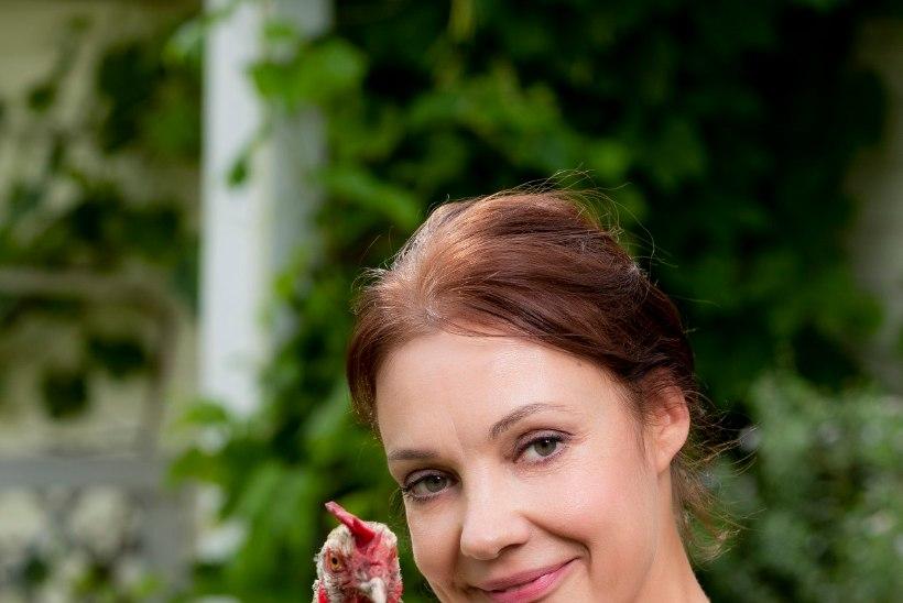 VAHVA! Näitlejanna Marika Korolev hakkas kanapidajaks!