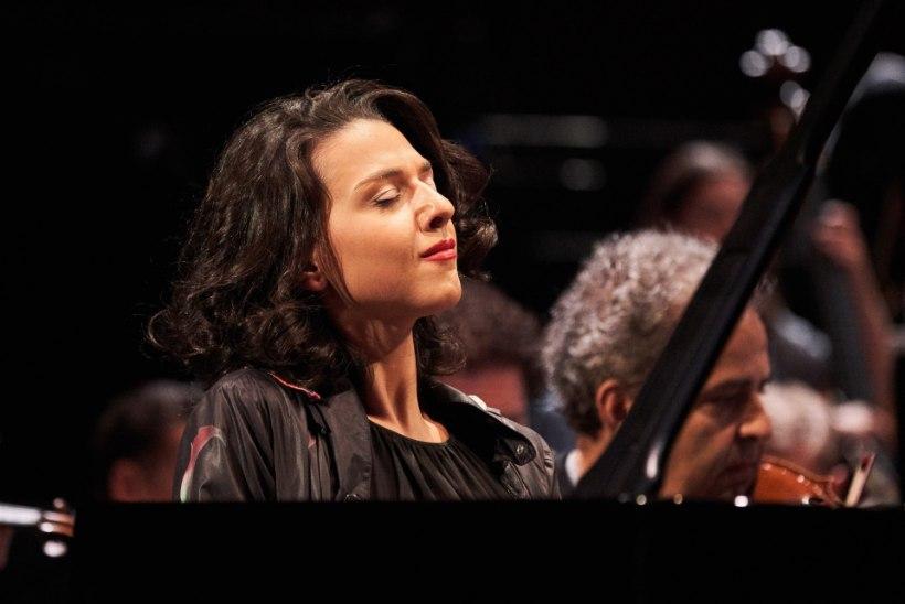 GALERII   Eesti Festivaliorkester tegi maailma suurimal klassikafestivalil BBC Proms muusikaajalugu