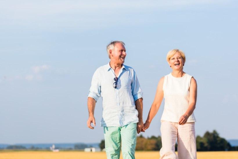 Teadlased: eakad püsivad terved ennekõike tänu treeningule