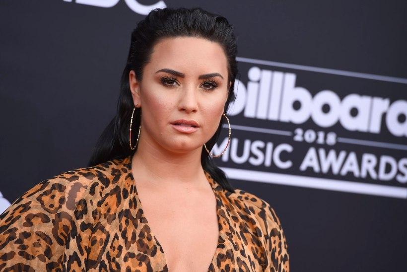 Demi Lovato üledoosi põhjustas kogemata tarvitatud fentanüül