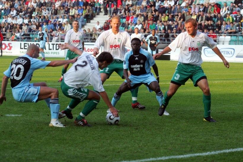 Millised kuulsad klubid on Eestit väisanud enne Reali ja Atleticot?