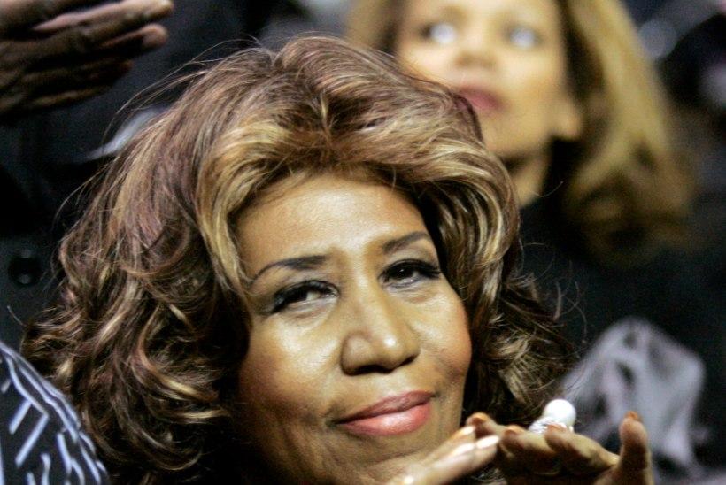 Jumalaga, soulikuninganna! Suri laulja Aretha Franklin