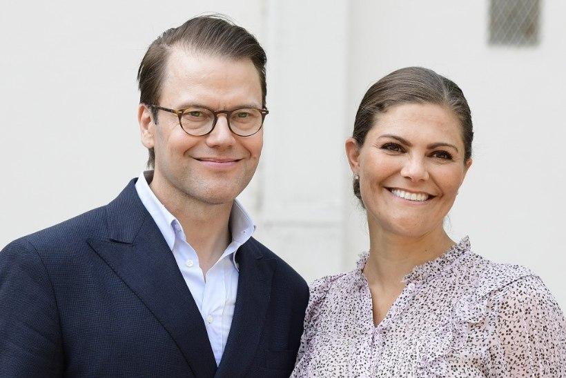 Rootsi kroonprintsess ja prints osalevad pühapäeval Naissaare kabeli taaspühitsemisel