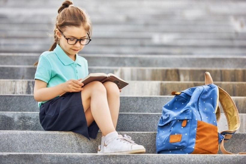 Ekspert soovitab: milline koolikott lapsele valida?