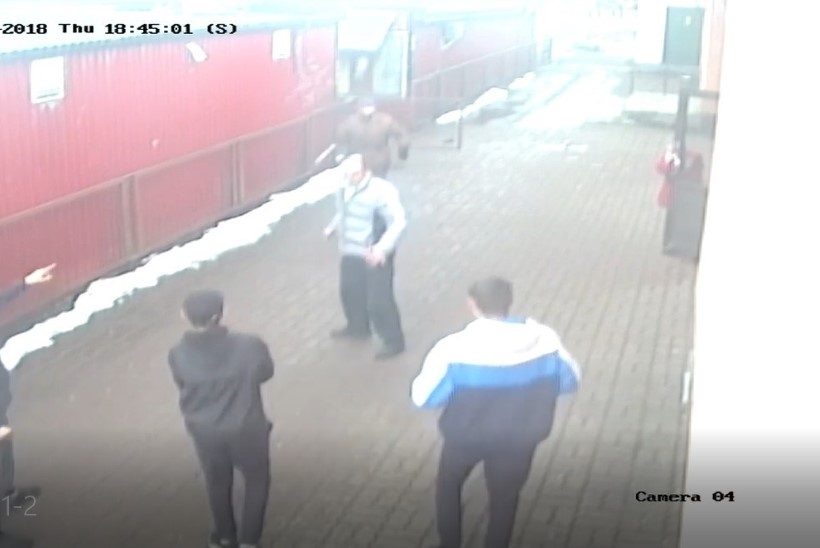 VIDEOD   Tallinna terroriseerinud noortekamp: purjuspäi täiesti pidurdamatud