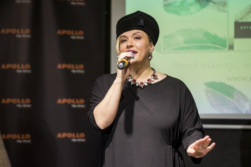 Sofia Rubina: laulsin Aretha Franklini lugusid veel eelmisel kontserdil