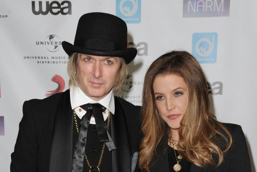 Lisa Marie Presley abikaasa: kui lahutusest teatasime, sain tapmisähvardusi