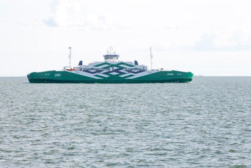 Reisid Hiiumaale? Tähelepanu: parvlaev Leiger on endiselt rikkis!