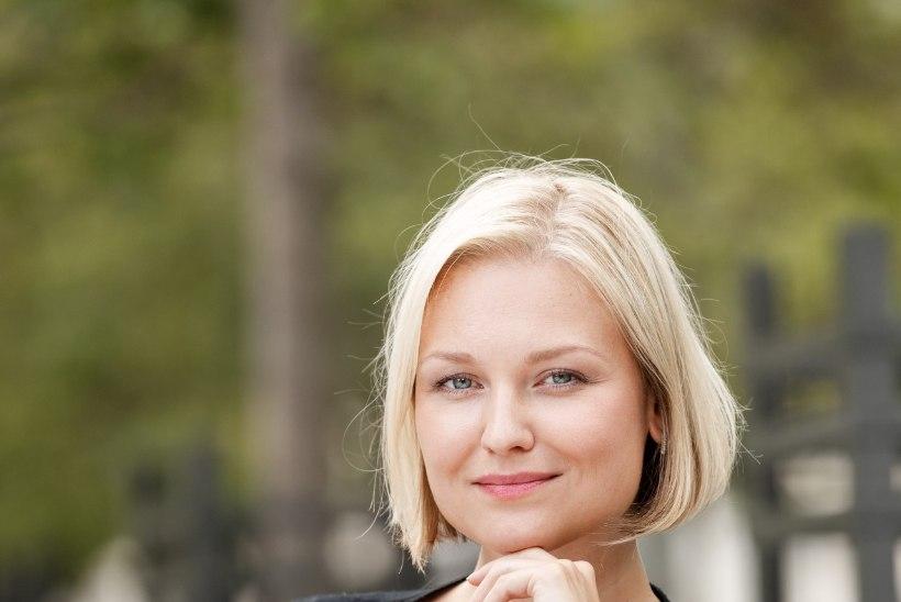 Metsosopran Kai Rüütel: kodumaale naasma pani mind armastus. Minust saab esimest korda Eesti maksumaksja!