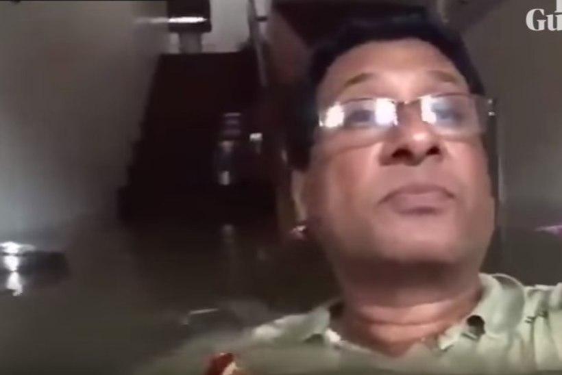 VIDEO   KAELANI VEES: India mees näitab oma kodu sajandi suurimas üleujutuses