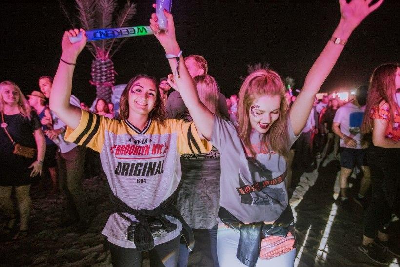 GALERII | Kygo hullutas Weekendil kümneid tuhandeid fänne