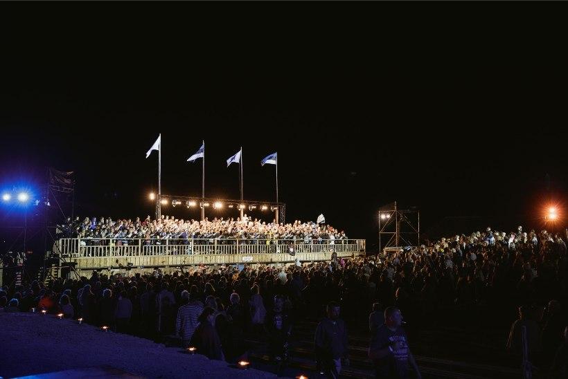 President, poeedid ja punkarid avasid Rakveres EV100 suvise peonädala