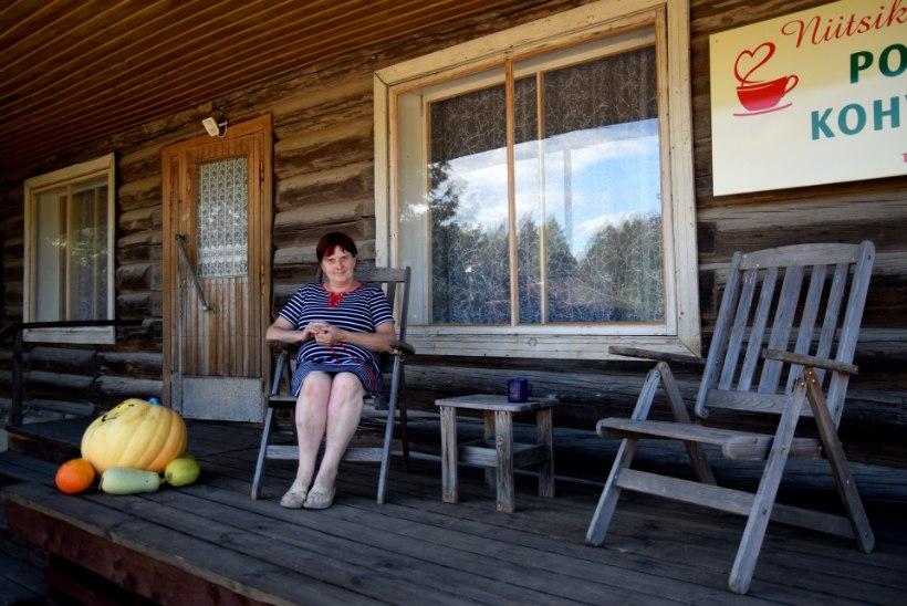 """Lõuna-Eesti väikeettevõtja Külli: """"Pigem elan vaesemalt, kuid välismaale ka tööle ei lähe!"""""""
