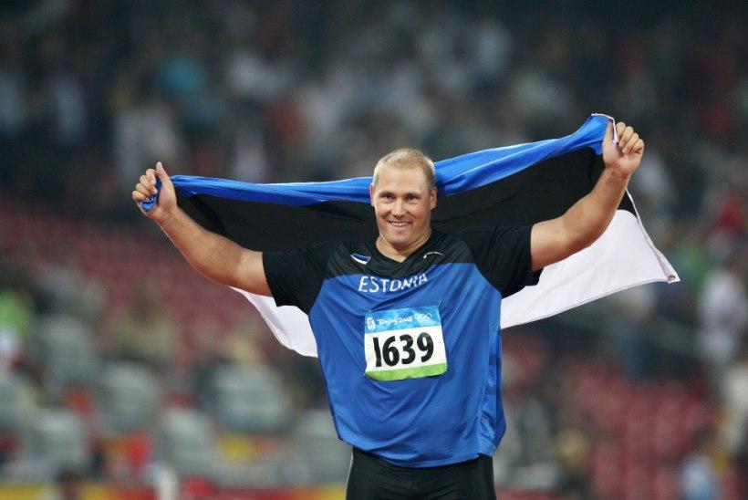 Täna möödub 10 aastat Gerd Kanteri olümpiavõidust