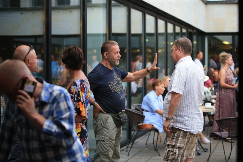 GALERII | Haapsalus algas Baltimaade suurim bluusifestival Augustibluus