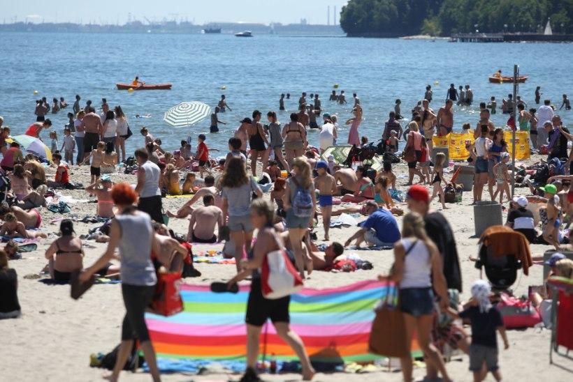 TERVISEAMET:  soe ja saastunud suplusvesi lisab soolenakkuste riski