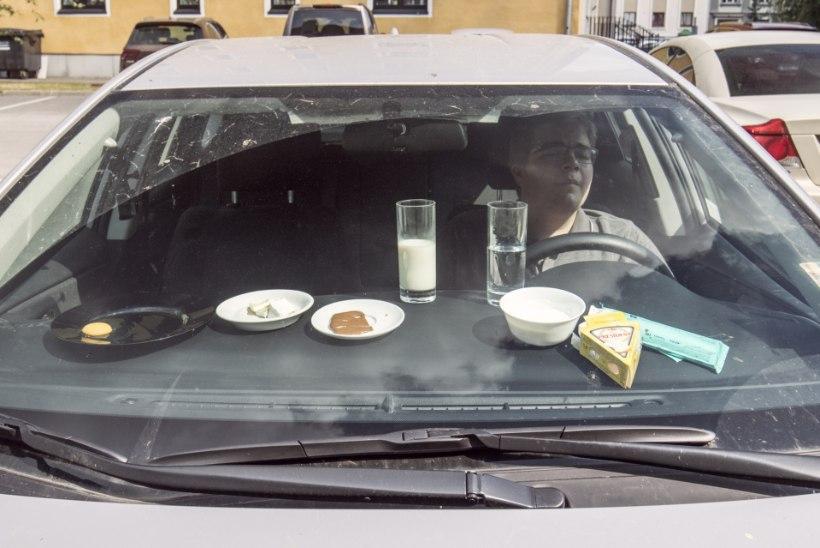 VIDEO | ÕHTULEHE KATSE: kuumas autos saabub deliirium ja meeltesegadus