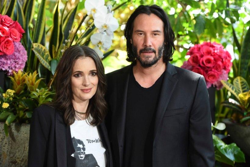 Winona Ryder ja Keanu Reeves on juba 26 aastat abielus olnud?
