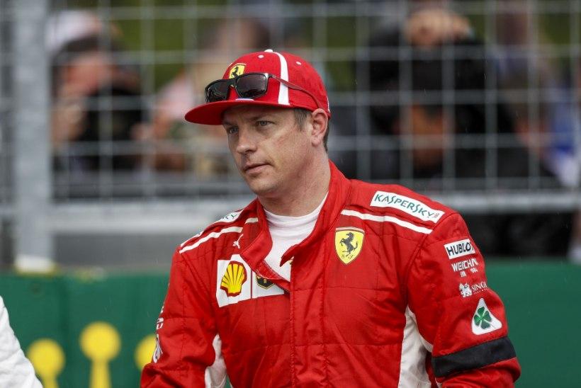 Kimi Räikköneni vaiksel häälel on kurb põhjus