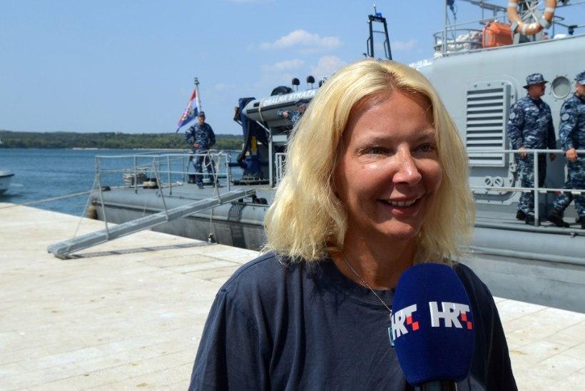 IMELINE PÄÄSEMINE: kruiisilaevalt vette kukkunud naine hulpis kümme tundi vees