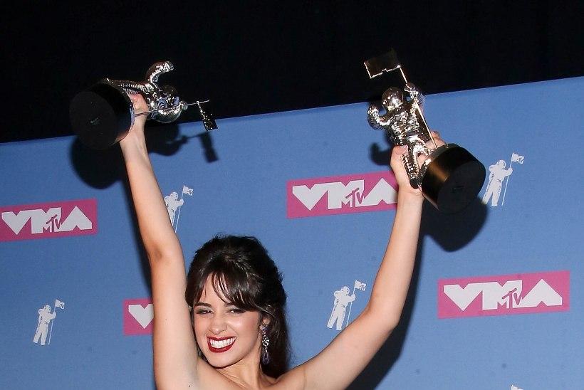 "MTV aasta artist Camila Cabello: ""Ma ei suuda hingata!"""