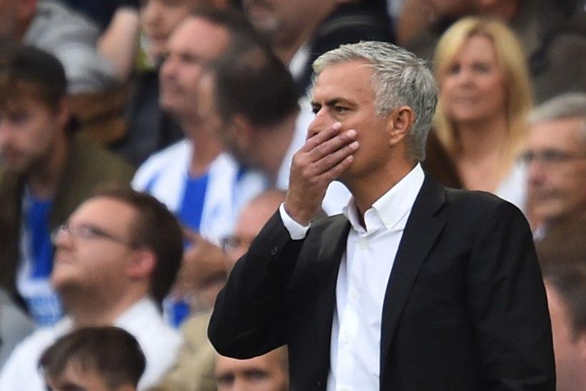 Endine Manchester Unitedi staar: Mourinho on enne jõule läinud