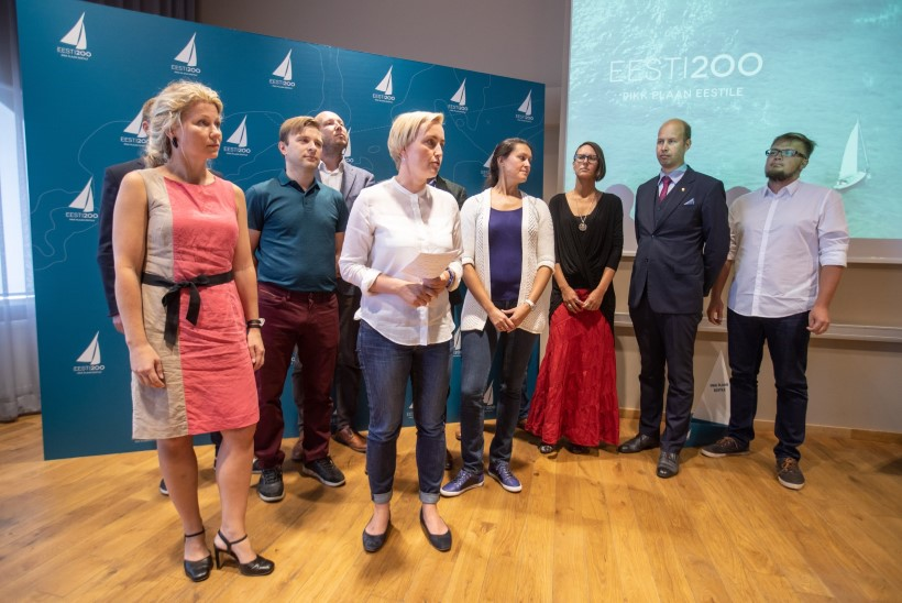 GALERII | OTSUSTATUD: Eesti 200 loob partei ja läheb valimistele
