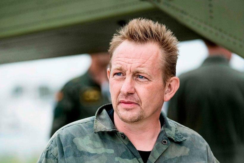 Ajakirjanikutapja Peter Madsen võrgutas vangivalvuri