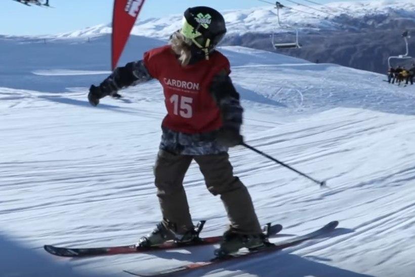 11aastane Henry Sildaru sai Uus-Meremaal meeste seas kolmanda koha