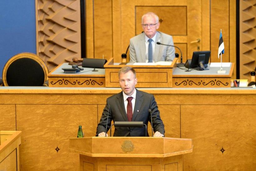 ÕL VIDEO | Uus minister Tammist – nägusaim valitsusliige armastab vürtsikaid toite ja jalgrattasõitu