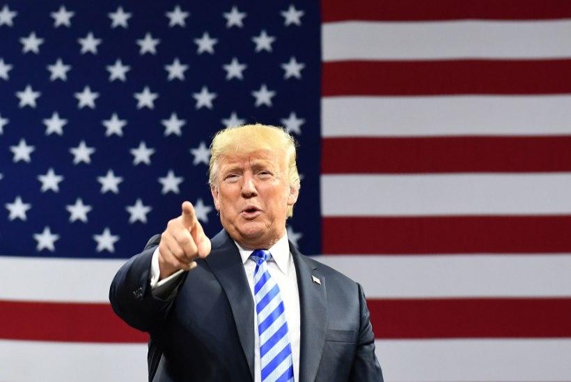 Die Welt: kas Donald Trump viiakse raudus kätega Valgest Majast ära?