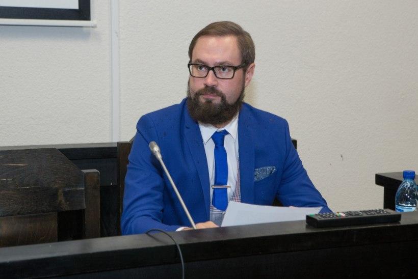 Riigiprokurör Evestus selgitab politseikapteni kuritegusid suletud uste taga
