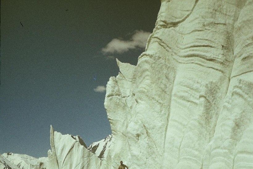 FOTOD | Eesti alpinistid jõudsid Estonia mäetippu: 28 aasta tagusega võrreldes olid raskused teised