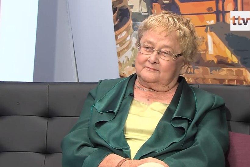 VIDEO   Ene Ergma: olen kadedusest lõhki minemas, kui mõtlen, millised võimalused on praegu Eesti noortel