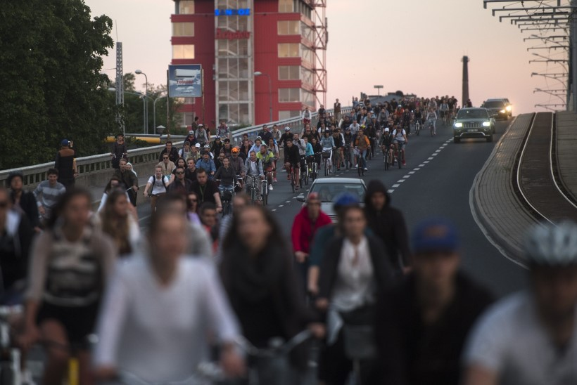 Tour d'ÖÖ eestvedaja Tõnis Savi: öiste rattasõitudega seisame jalgratturite õiguste eest