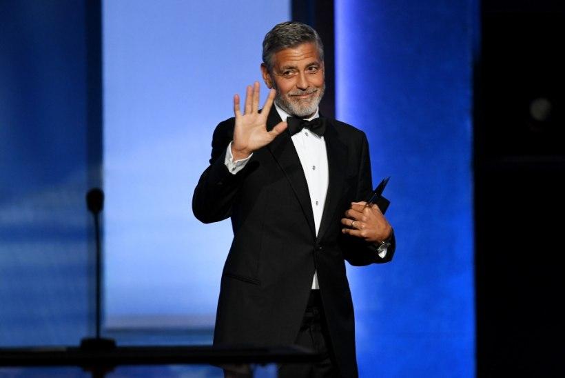 USKUMATU: George Clooney teenis aastaga 239 miljonit dollarit!