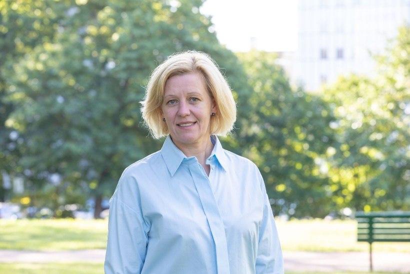 Annely Akkermann liitus Reformierakonnaga ja kandideerib riigikogu valimistel