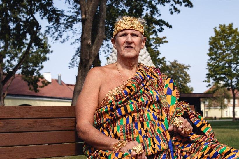 ÕL VIDEO   Prints Carl Danhammer: ma ei tule enam kunagi Soome, Rootsi ega Eestisse elama! Ennem lasen end maha