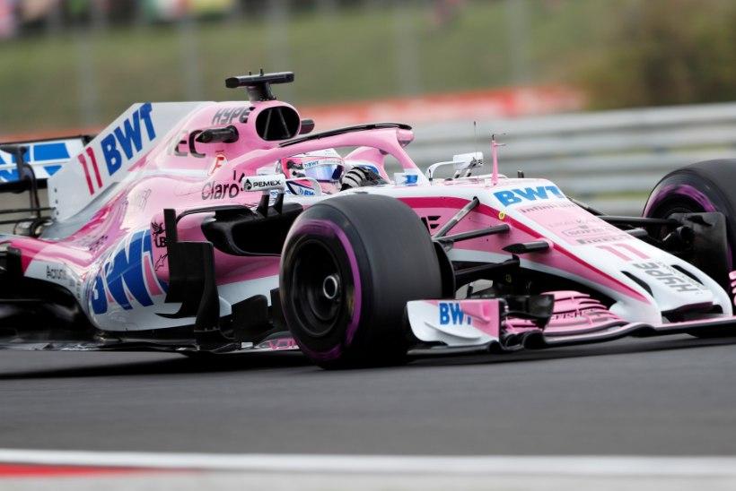 NII SEE JUHTUS | Sport 24.08: Force India vormel-1 tiimilt võetakse kõik punktid ära