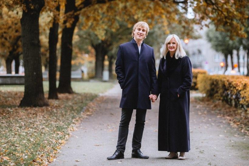 Evelin Samuel saab noore abikaasaga esimese lapse