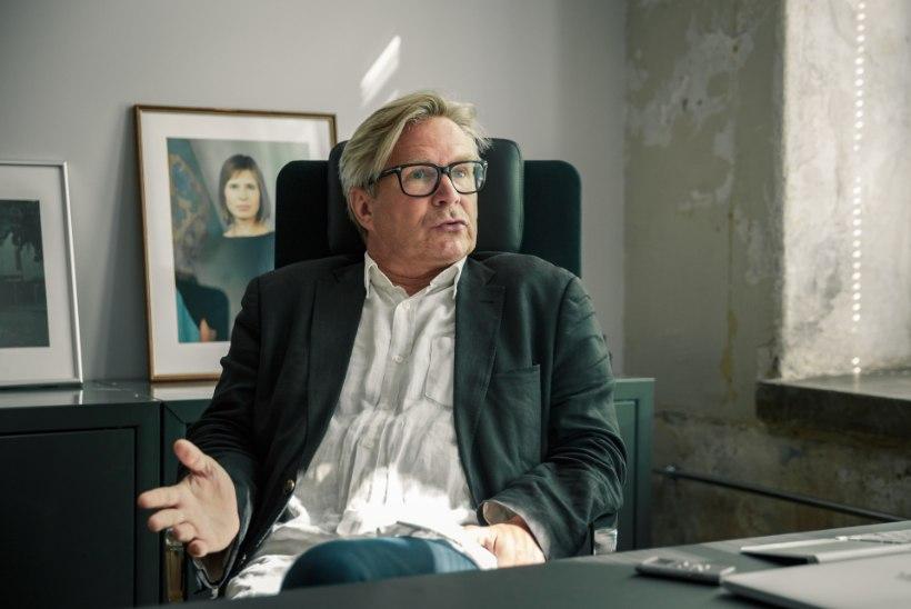 Mart Kalm: mida rohkem kodus tuhvli all oled, seda kangem ülemus oled tööl