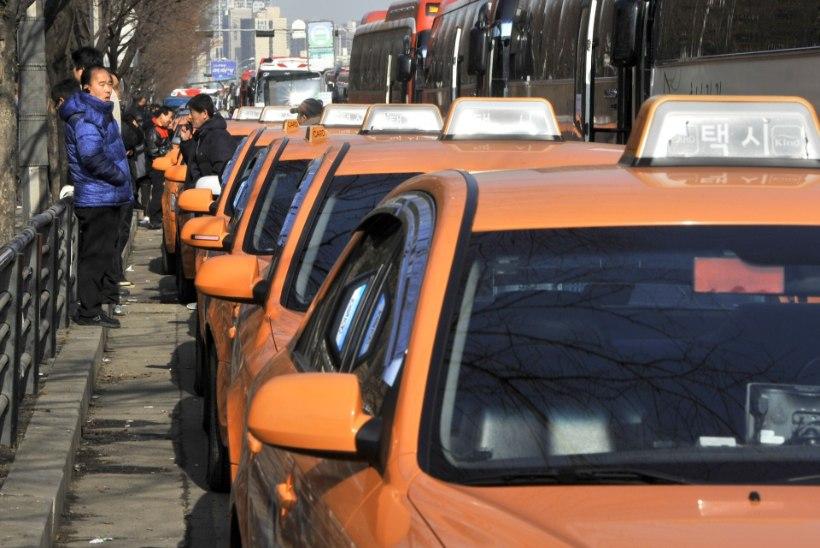 Soulis sõidavad nüüdsest taksot ka kurdid juhid