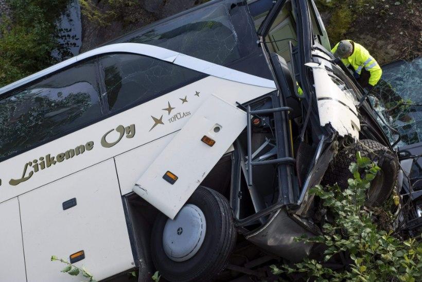 Kuopio bussiõnnetuse ohvritele tõttas esimeste seas appi eestlane