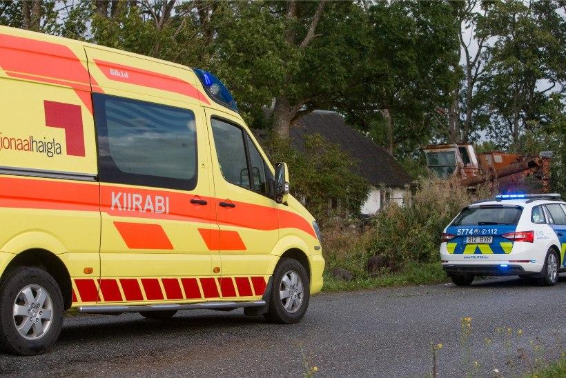 Möödunud ööpäeval sai liikluses viga kolm inimest