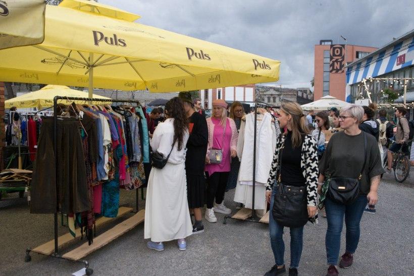 GALERII | Kopli Couture saatis kuulsused moelavale täiesti pöörastes rõivastes