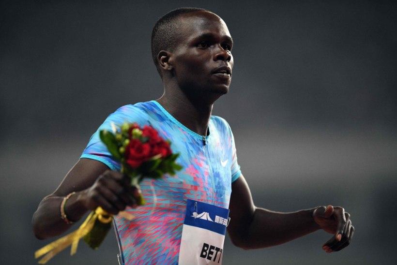 PETIS! Londoni MMi 800m medalivõitja andis positiivse dopinguproovi