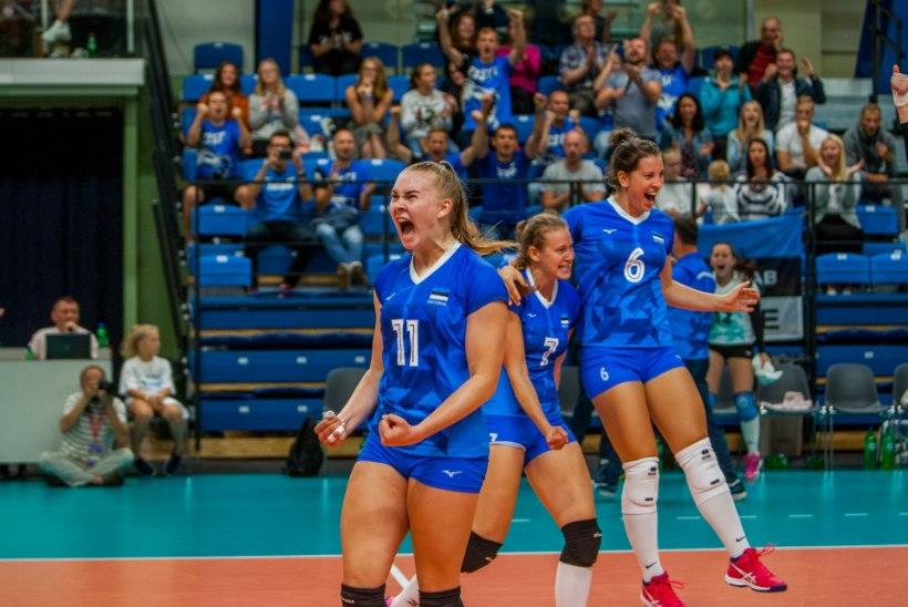 Uskumatu matš! Eesti oli edu maha mängimas, kuid sai lõpuks Tšehhilt magusa revanši